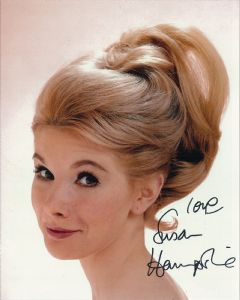 Susan Hampshire - Genuine Signed Autograph 10339